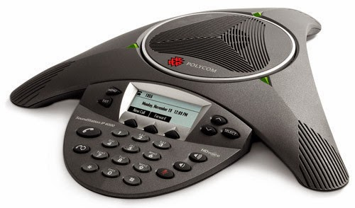 How to Factory Default and Reset a Polycom IP 6000 Conference Phone