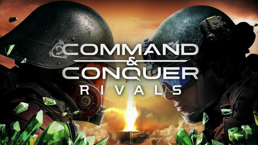 Siap-siap Game Command & Conquer: Rivals Segera Hadir Di Google Play Untuk Android