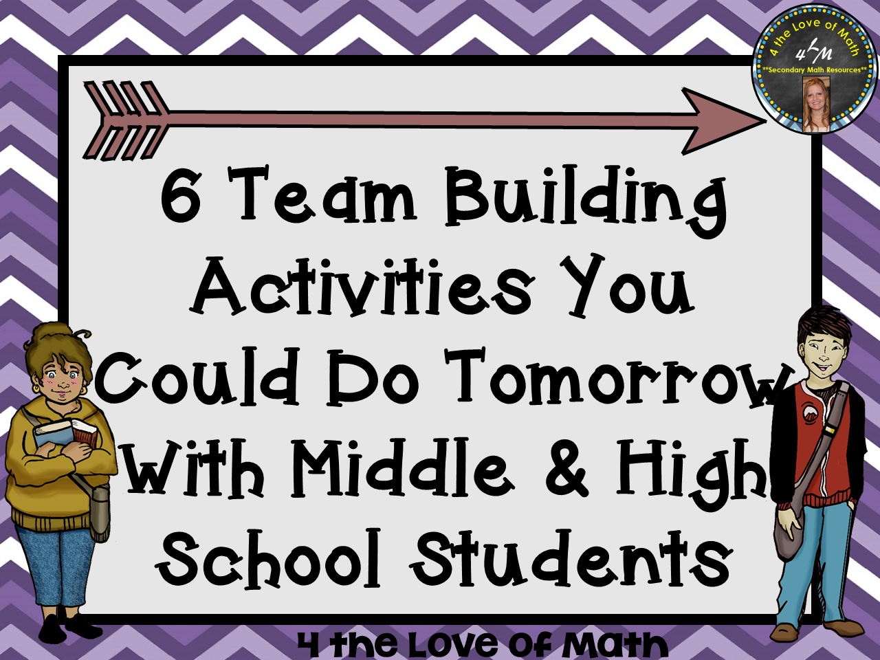 4 The Love Of Math 6 Team Building Activities You Could