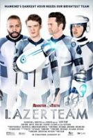 Lazer Team (2015) online y gratis