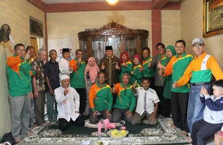 Ini Pesan Emzalmi kepada Alumni STM Muhammadiyah Padang