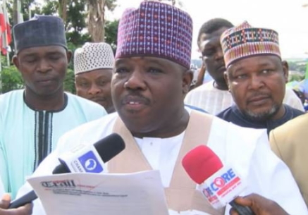 ali modu sheriff sacked pdp chairman