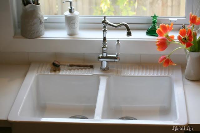 Lilyfield Life: Loving My IKEA DOMSJÖ Sink