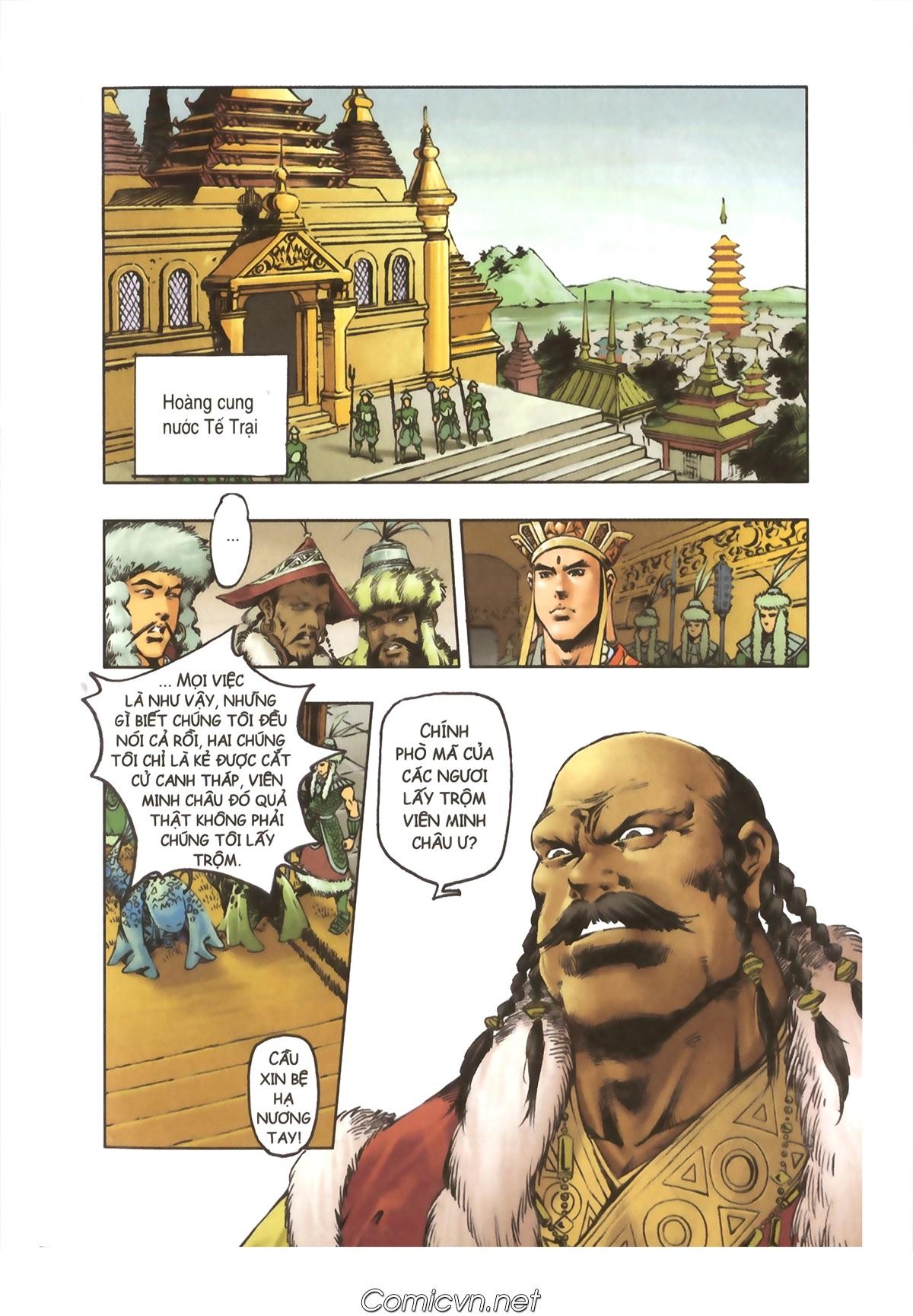 Tây Du Ký màu - Chapter 112 - Pic 2