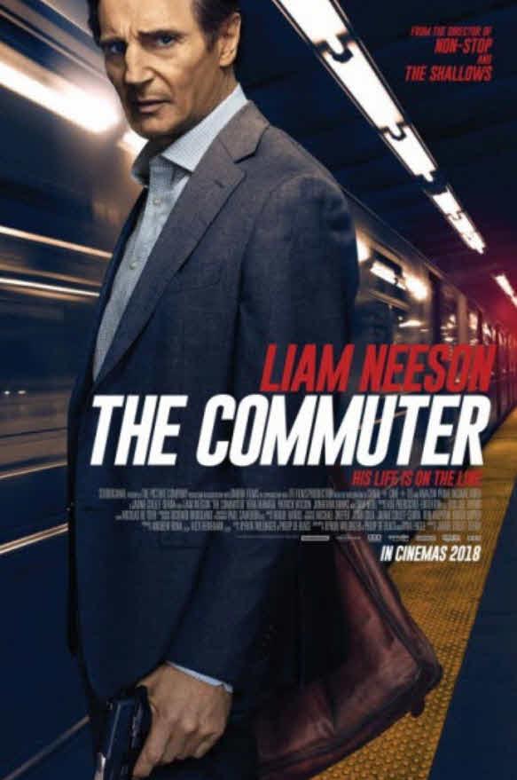 مشاهدة فيلم The Commuter 2018 مترجم
