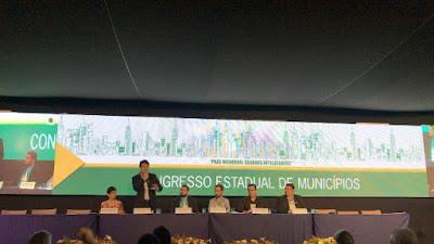 CODIVAR participa de Painel de Turismo  durante o 62º Congresso de Municípios