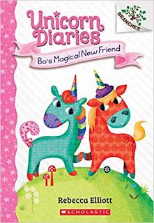 Unicorn Diaries: Bo's Magical New Friend