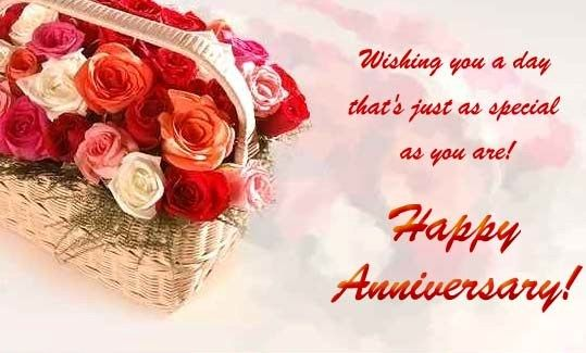 Happy Marriage Anniversary Card Facebook Cards For Parents