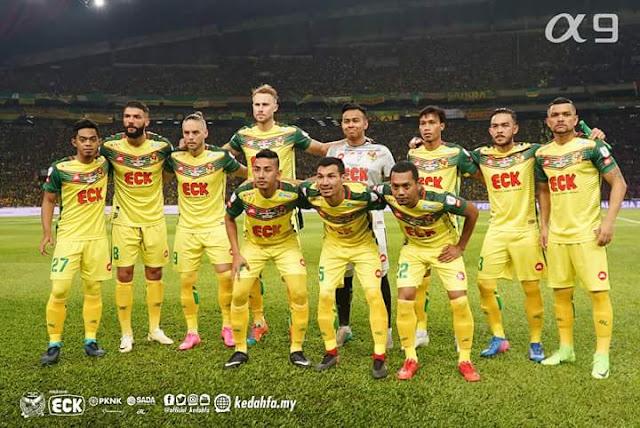 Pihak AFC Telah Dedahkan Kenapa Kedah Tidak Layak Ke Piala AFC 2018