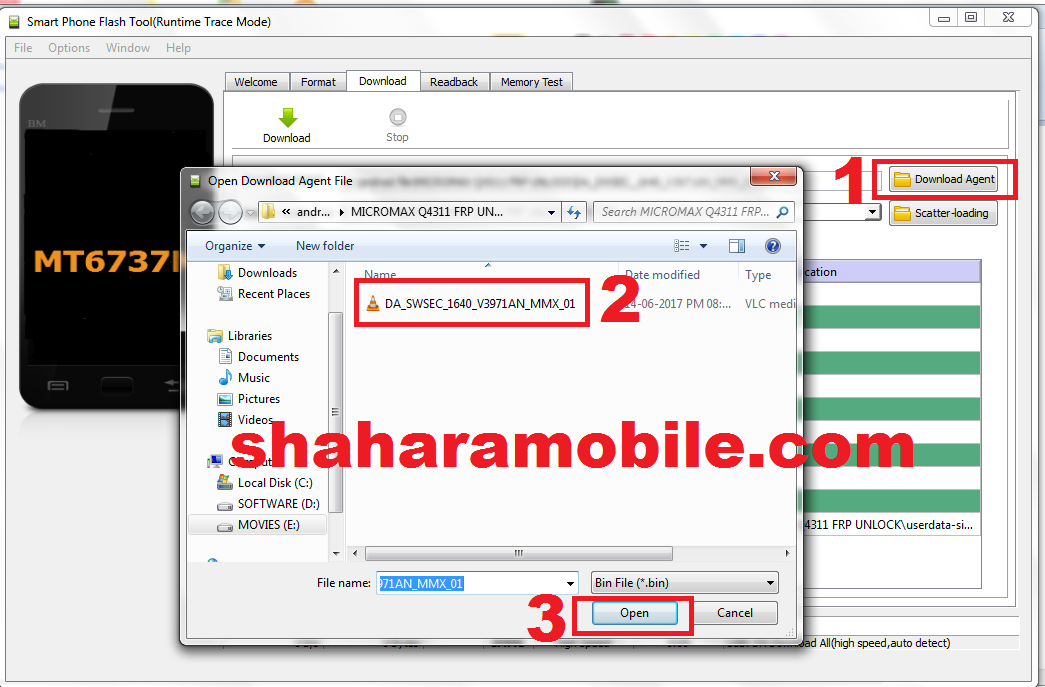 Micromax q4311 7 0 FRP lock done without box - MOBILE