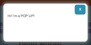 popup for blogger