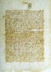 Carta de Pero Vaz de Caminha.
