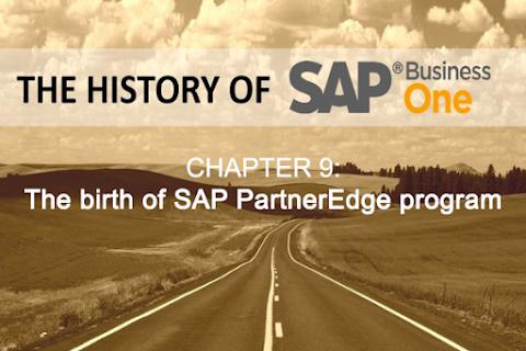 Lịch sử SAP Business One (Phần 9): Sự ra đời của chương trình SAP PartnerEdge