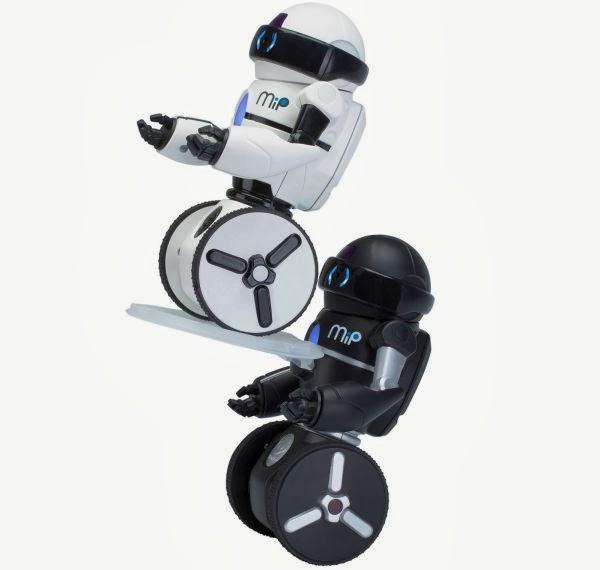 Objetos Y Tambi N Interactuar Con Otro Robot MiP Mientras Se Mueve