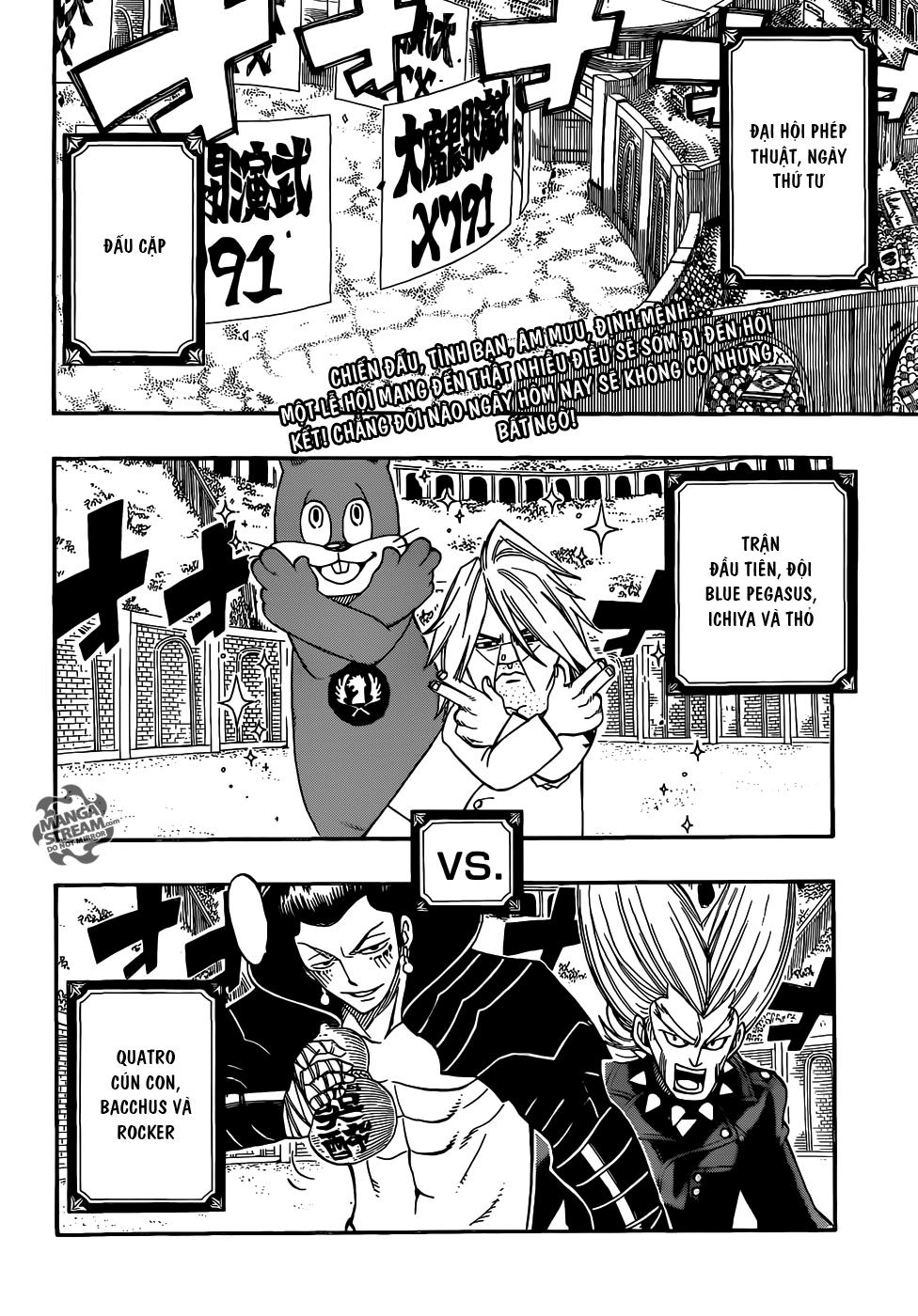 Fairy Tail chap 293 trang 3