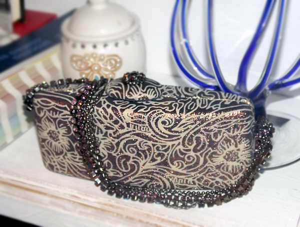 my darling pencil skirt: DIY box clutch (minaudiere) from ...