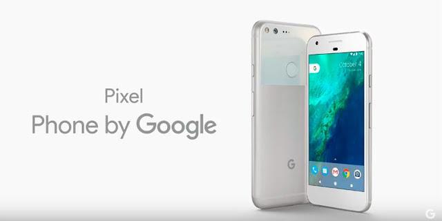 Google Resmi Umumkan Android Pixel dan Pixel XL