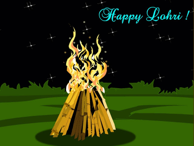 Happy Lohri Wallpapers for Laptop