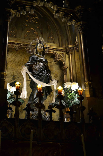 """""""Basílica Santa María del Pi"""""""