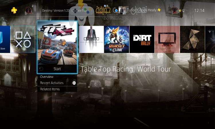 تحميل لعبة Table Top Racing World Tour مضغوطة بحجم صغير