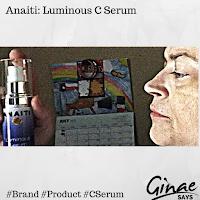 Product Review: Luminous C Serum by Anaiti