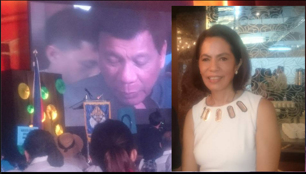 Gina Lopez, ABS-CBN Foundation's Managing Director, reportedly backs Duterte
