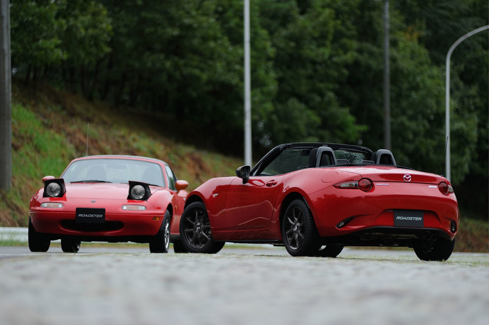 For everyone to be happy, Mazda will have a restoration line ...