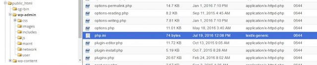 Cách import file lớn hơn mặc định trong wordpress 2