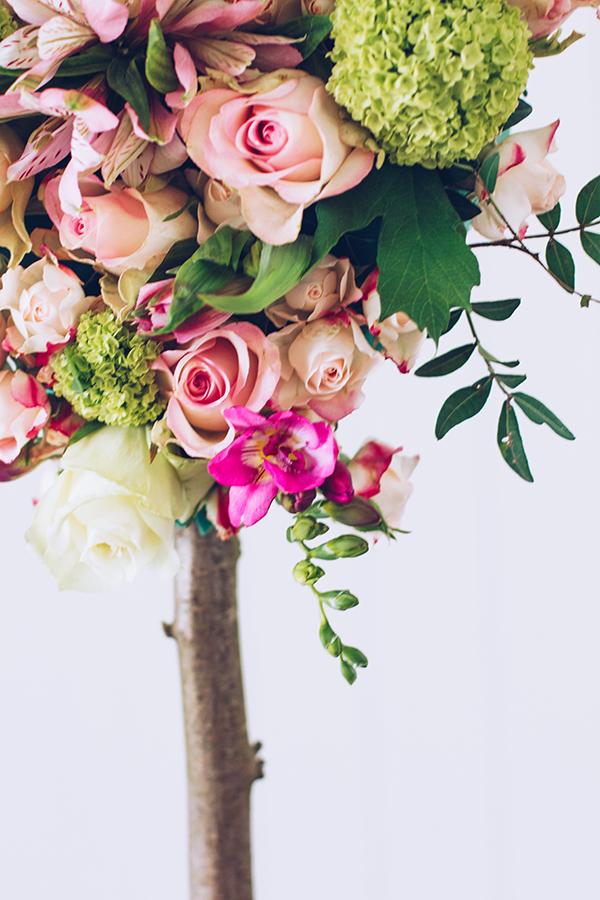 Zum Muttertag: Frische Blumen DIY für die beste Mama. titatoni.de