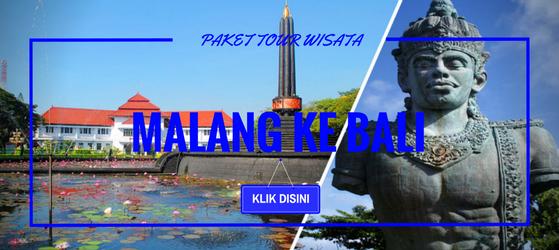 PAKET TOUR MALANG KE BALI