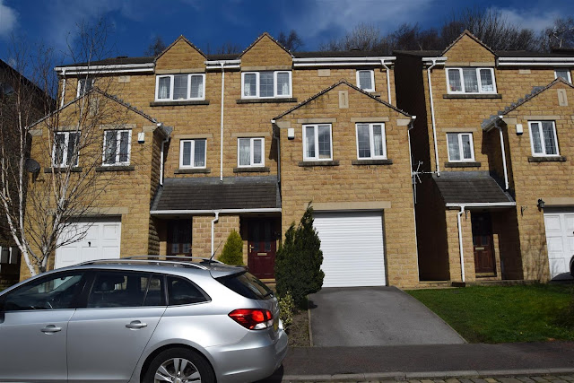 This Is Halifax Property - 3 bed terraced house for sale Prospect Street, Halifax HX3