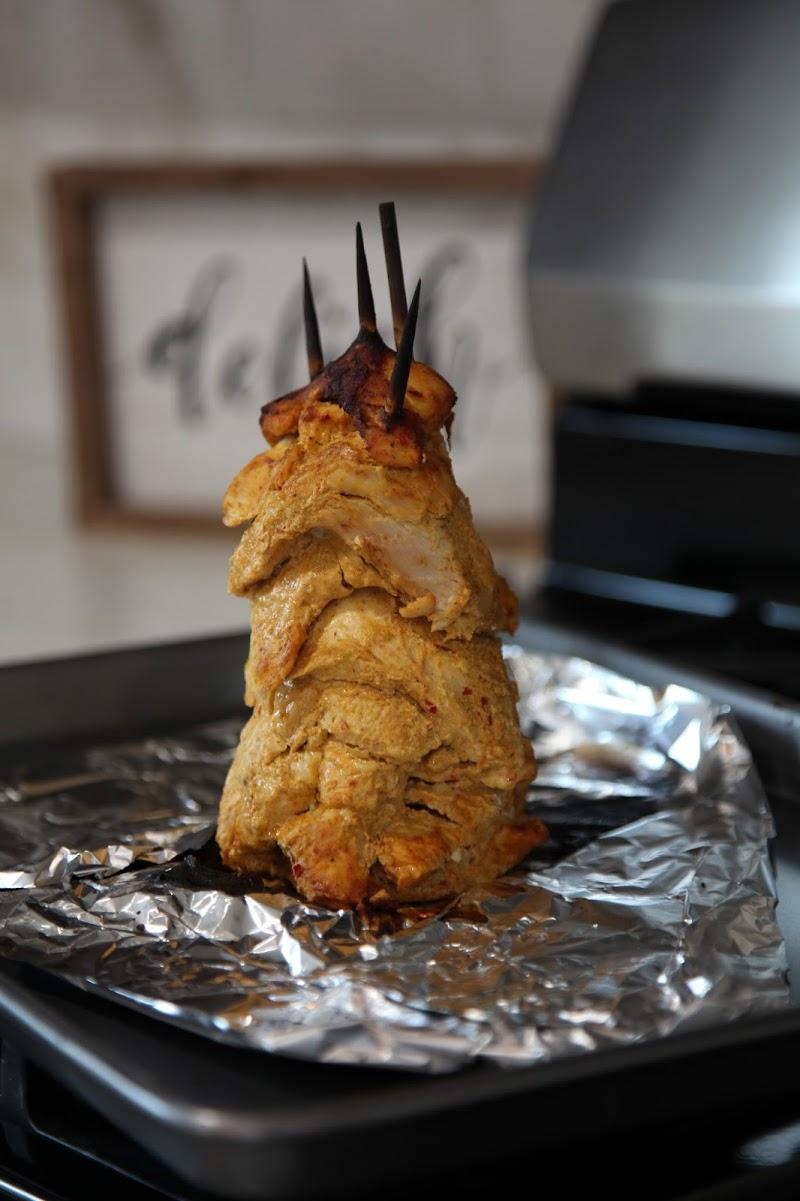 Homemade Chicken Shawarma  easy recipe