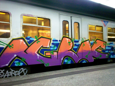 agroe graffiti