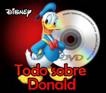 Tesoros Disney: Todo Sobre Donald | 1934 a 1972 DescargaCineClasico.Net