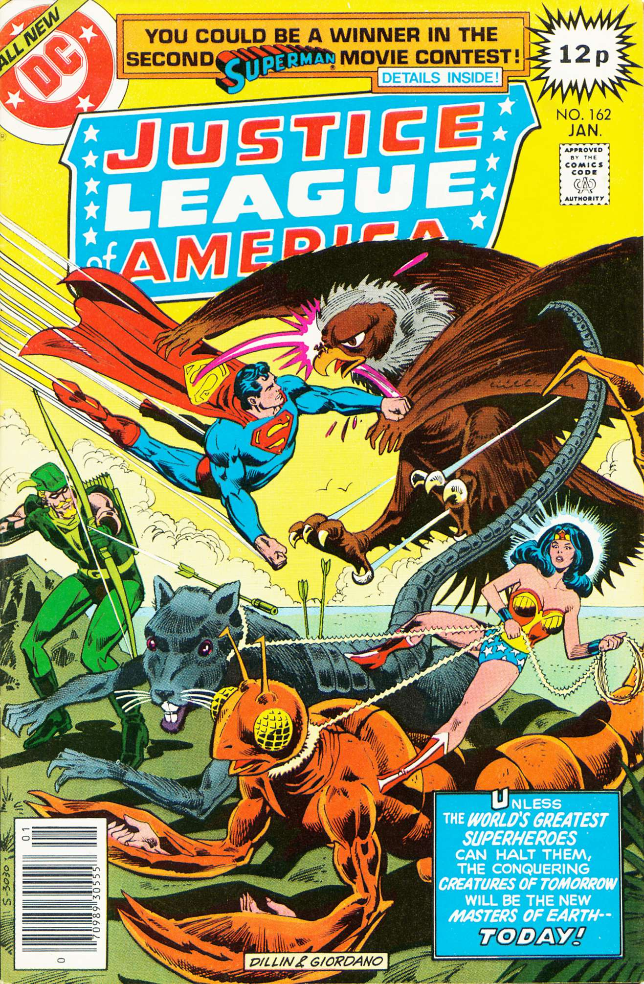 Justice League of America (1960) 162 Page 1