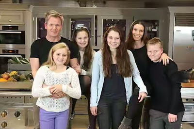 My children won't inherit my £113million money pile --- Millionaire celebrity chef Gordon Ramsay