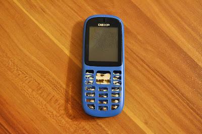 Телефон DEXP Larus E6
