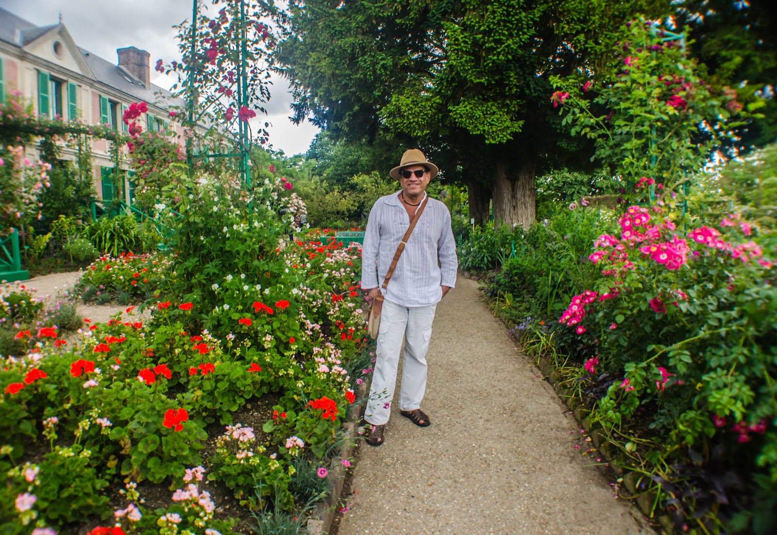 JARDIM DO MONET - GIVERLY - FRANÇA