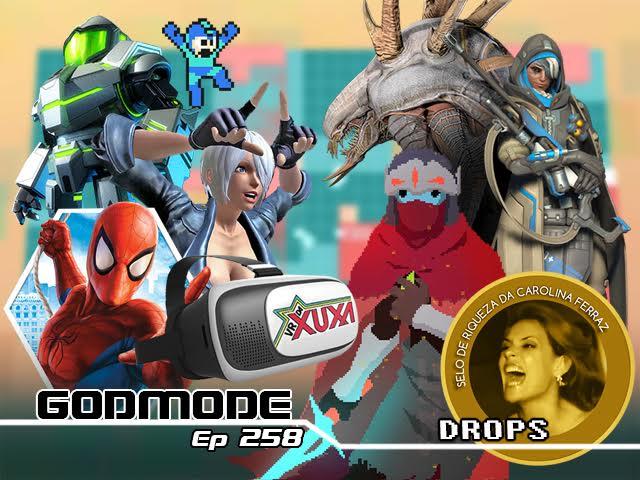 GODMODE 258 - DROPS