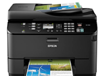 How to download Epson WorkForce Pro WP-4530 drivers