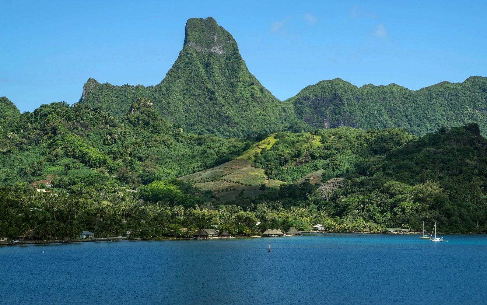 Travel & Adventures: French Polynesia ( Polynésie ...
