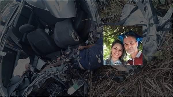 Homem mata a esposa e morre num acidente em São Gonçalo do Amarante