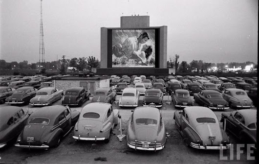 Time to Remember ~ Drive-In Movies