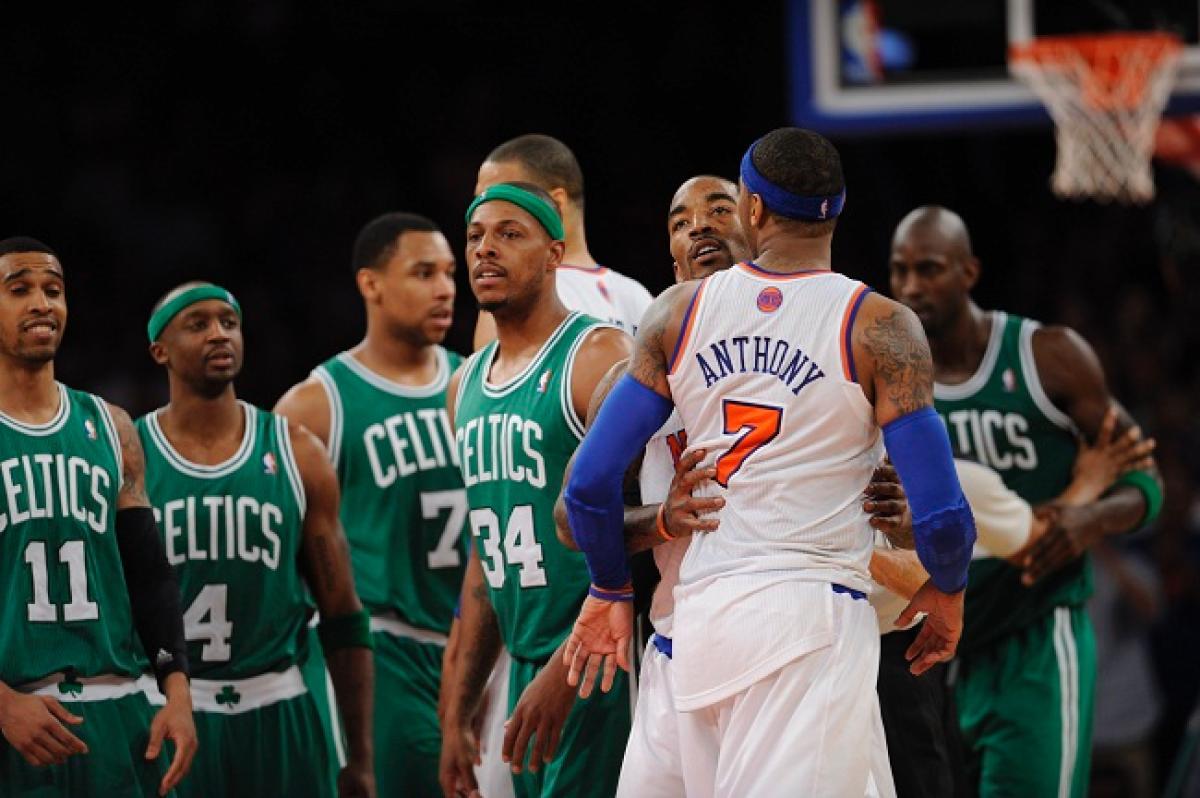 Carmelo Anthony to the Celtics... hypothetically ...