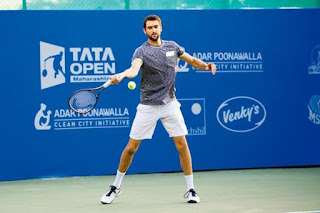 Cilic eases into quarterfinals in India, 3rd seeded Agut out