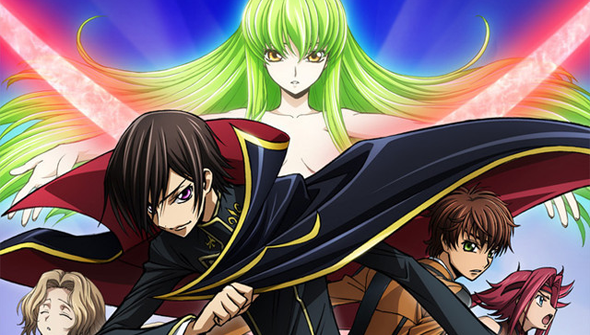 New 'Code Geass' Anime 'Lelouch of the Resurrection