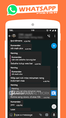 Whatsapp Black V2.19.53 By Andi Abdi Hadi
