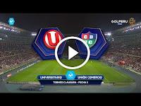 Universitario de Deportes vs. Unión Comercio EN VIVO ONLINE