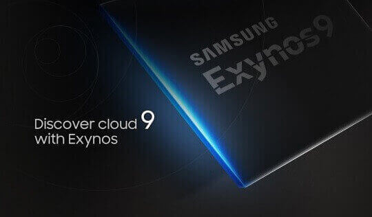 Samsung Officially Unveils New Exynos 9 Series 8895 Chipset