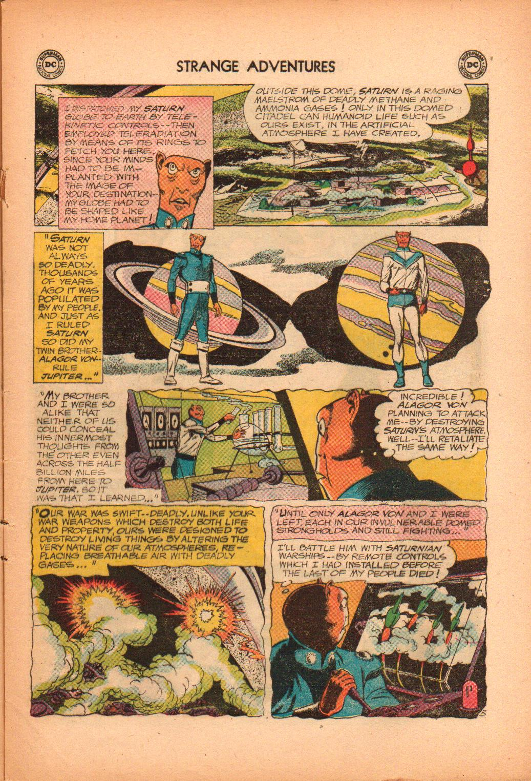 Strange Adventures (1950) issue 156 - Page 5